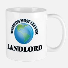 World's Most Clever Landlord Mugs