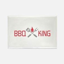BBQ KING Magnets