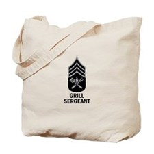 GRILL SERGEANT 2 Tote Bag