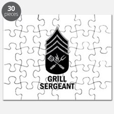 GRILL SERGEANT 2 Puzzle
