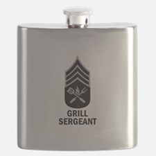 GRILL SERGEANT 2 Flask