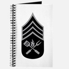 GRILL SERGEANT Journal