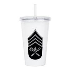 GRILL SERGEANT Acrylic Double-wall Tumbler