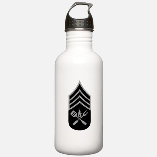GRILL SERGEANT Water Bottle