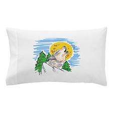 WOLF MOUNTAIN SCENE Pillow Case
