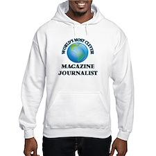 World's Most Clever Magazine Jou Hoodie