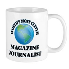 World's Most Clever Magazine Journalist Mugs
