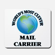 World's Most Clever Mail Carrier Mousepad