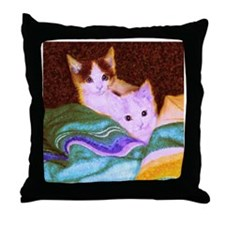 Armando and Bill Throw Pillow
