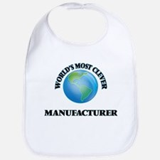 World's Most Clever Manufacturer Bib