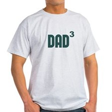 Funny Father of triplets T-Shirt