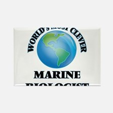 World's Most Clever Marine Biologist Magnets