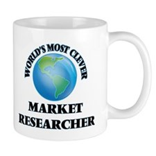 World's Most Clever Market Researcher Mugs