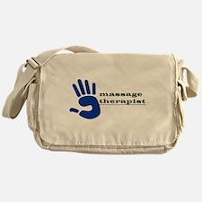 Massage Therapist Hand Messenger Bag