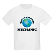 World's Most Clever Mechanic T-Shirt