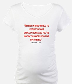 BRUCE LEE QUOTE Shirt