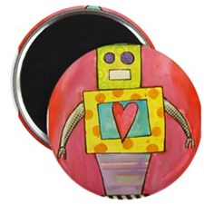 """Cute Mixed media 2.25"""" Magnet (10 pack)"""