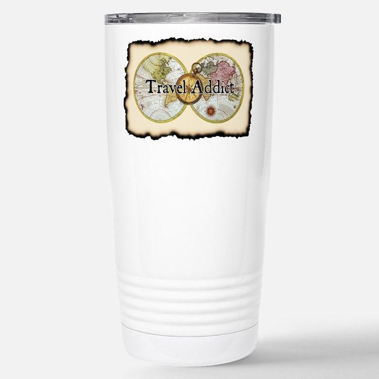 Cute Traveller Travel Mug