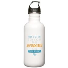 HIMYM Sad Water Bottle