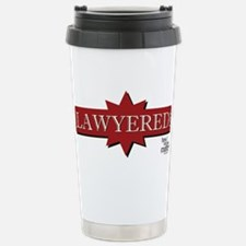 HIMYM Lawyered Travel Mug