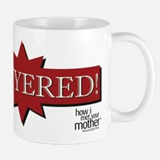 HIMYM Lawyered Mug