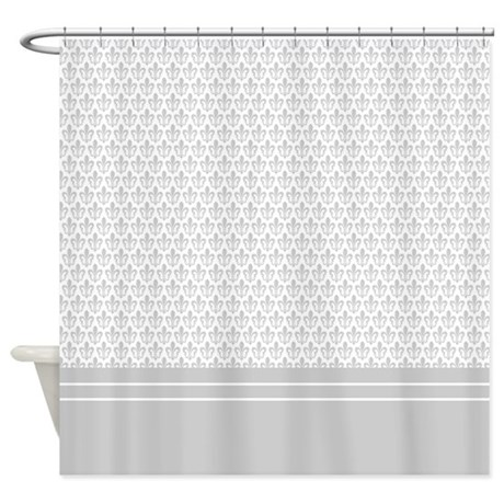 Fleur de lis shower curtain by admin cp2452714 - Fleur de lis shower curtain hooks ...