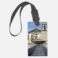 Mission Water Luggage Tag