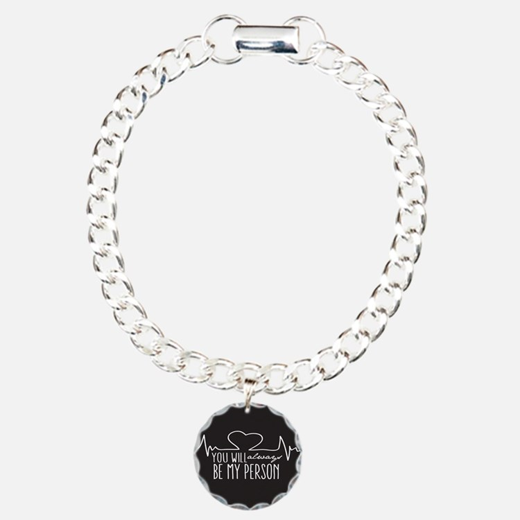 Cute Greysanatomytv Charm Bracelet, One Charm