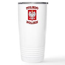 Unique Toledo Travel Mug