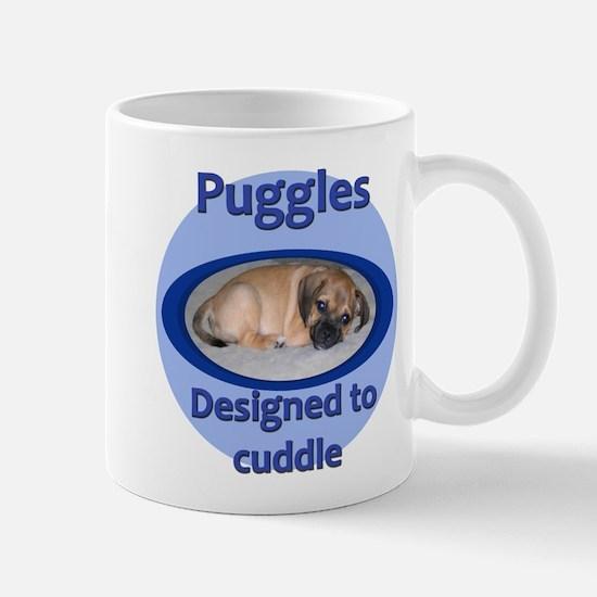 Cute Cuddle Mug