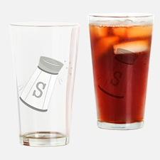 Salt Shaker Drinking Glass