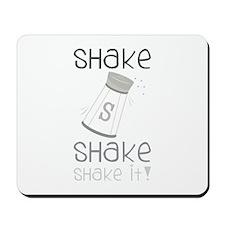 Shake Shake Mousepad