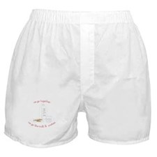 We Go Together Boxer Shorts