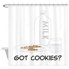 Got Cookies? Shower Curtain