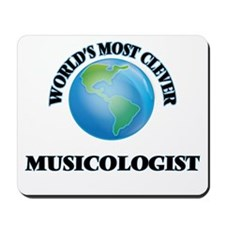 World's Most Clever Musicologist Mousepad