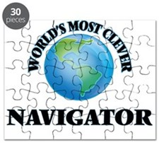 World's Most Clever Navigator Puzzle