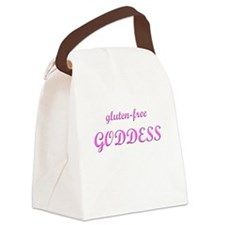 Gluten-Free Goddess Canvas Lunch Bag