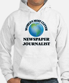 World's Most Clever Newspaper Jo Hoodie
