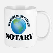 World's Most Clever Notary Mugs