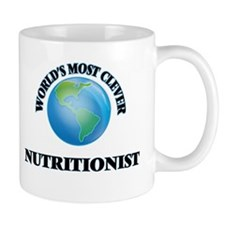 World's Most Clever Nutritionist Mugs