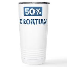 Unique World traveler Travel Mug