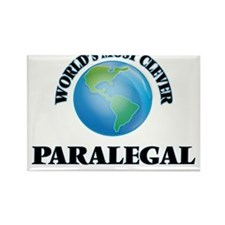 World's Most Clever Paralegal Magnets