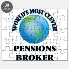 World's Most Clever Pensions Broker Puzzle
