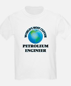 World's Most Clever Petroleum Engineer T-Shirt
