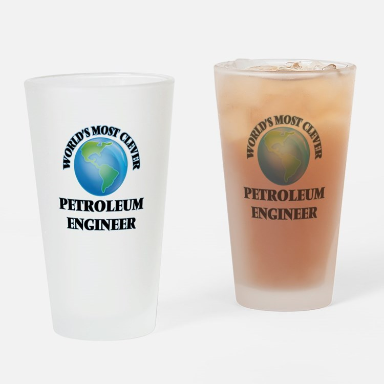 World's Most Clever Petroleum Engin Drinking Glass
