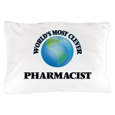 World's Most Clever Pharmacist Pillow Case