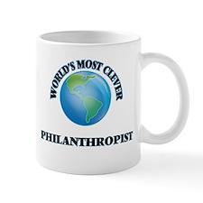 World's Most Clever Philanthropist Mugs