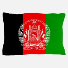 Afghanistan flag Pillow Case