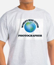 World's Most Clever Photographer T-Shirt