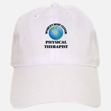 World's Most Clever Physical Therapist Baseball Baseball Cap